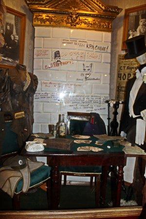 One Street Museum: Это все подлинные вещи и предметы быта жителей Андреевского спуска
