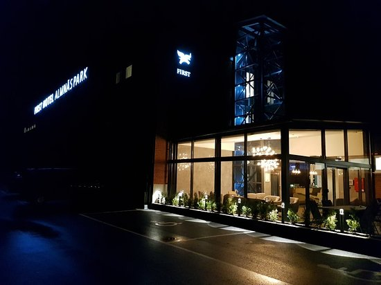 First Hotel Almnäs Park