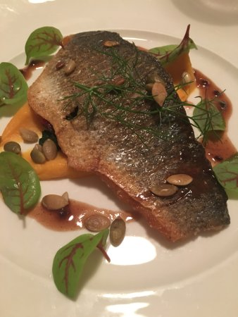 Winnetka, IL: Wonderful Loup de Mer from Flavor Fit Menu