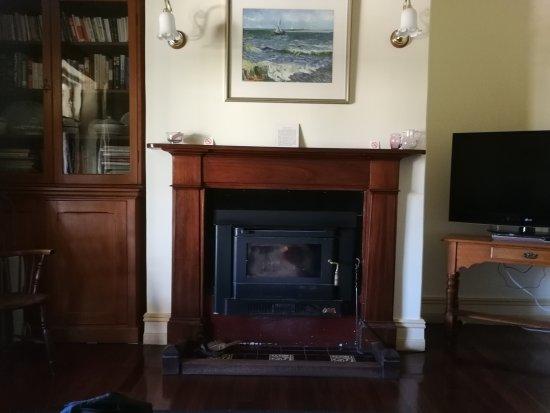 Robe, أستراليا: Living room