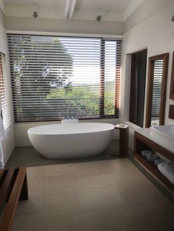 Grootbos Private Nature Reserve: das Hauptbadezimmer