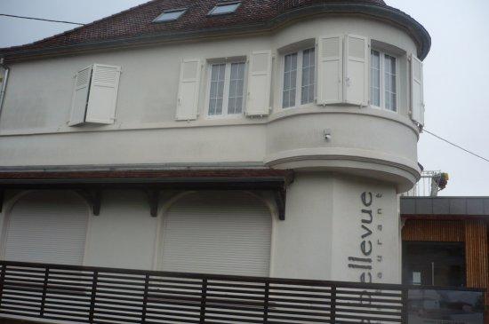 le quartier picture of le bellevue soultz tripadvisor. Black Bedroom Furniture Sets. Home Design Ideas