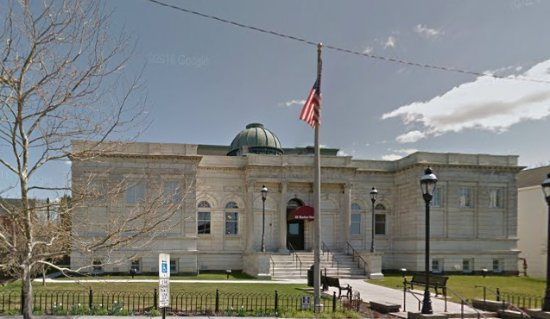 Poughkeepsie, NY: Beautifully restored Adriance Memorial Library