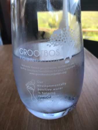 Grootbos Private Nature Reserve, Sydafrika: responsibility