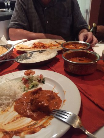 Durbanville, South Africa: Moksh Indian Restaurant