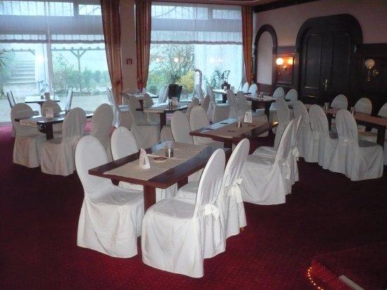 Residenz Hotel Harzhöhe : Kamin-Bar.