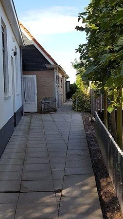 """Hollum, The Netherlands: Weg zu """" den friese Antillen """""""