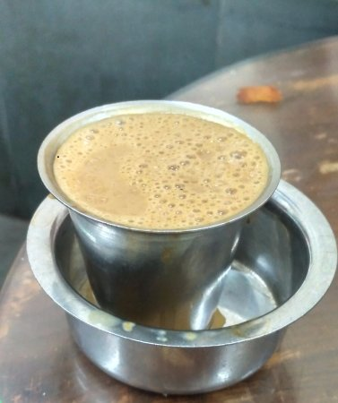 Ram Ashraya Restaurant: Coffee