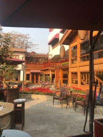 Red Wall Garden Hotel Beijing Tripadvisor