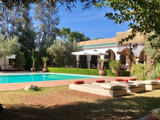 Amanjena  Sterne Hotel Marrakesch Marokko