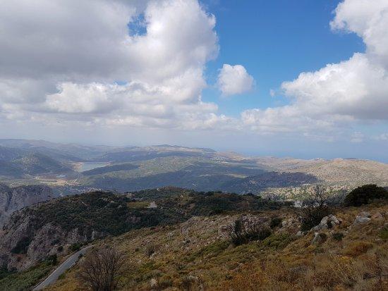 Lasithi Prefecture, Grekland: Горные красоты