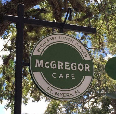 McGregor Cafe