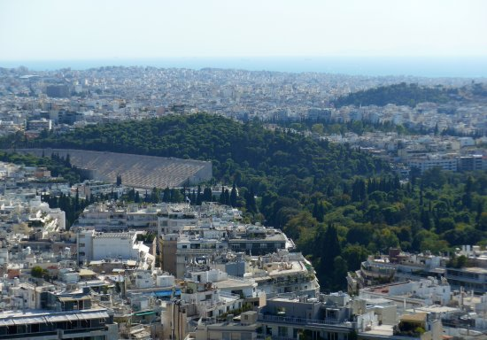 Аттика, Греция: Image of Athens during the Nikos Private tour with Makis