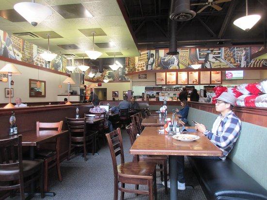 Corner Bakery Cafe Los Angeles Ca