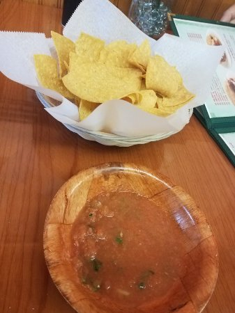 Glen Burnie, MD: All the food I have tried here and I have been patient enough to take a picture off before diggi