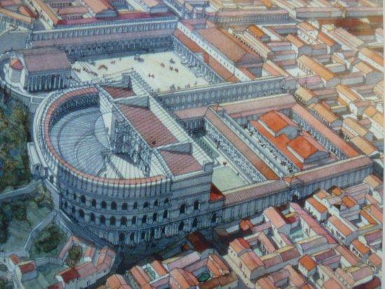 Orange, France : au temps des Gallo-Romains