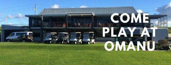 Mount Maunganui, Nueva Zelanda: Omanu Golf Club - Come Play Golf!