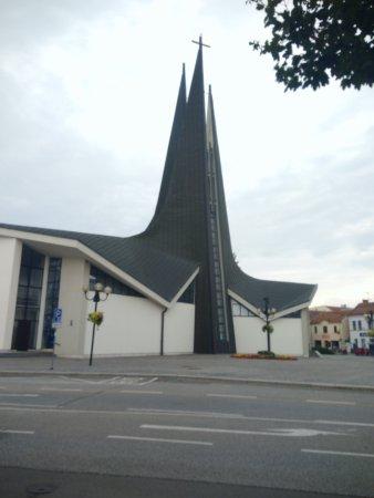 Breclav, República Checa: Novodoby Kostel Sv. Vaclava