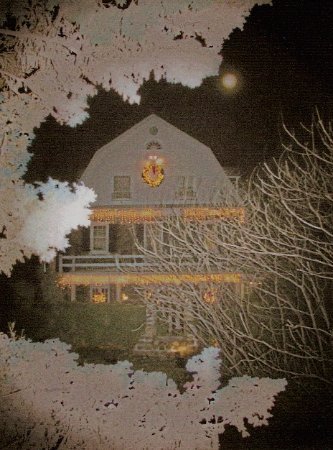 Chester Heights, PA: Hamanassett on a cold winter's night