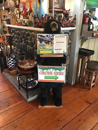 Old House Garden Cafe: Bellissimo risto negozio