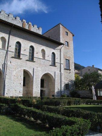 Gubbio, Italien: Giardini