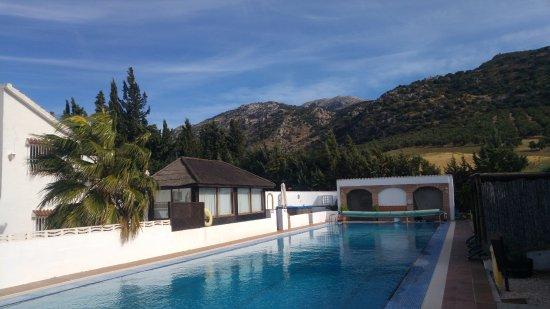 Вильянуэва-дель-Росарио, Испания: Pool