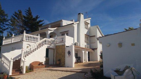 Вильянуэва-дель-Росарио, Испания: Haupthaus