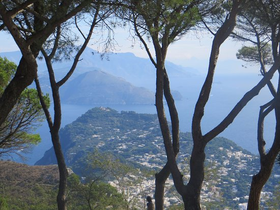 Mount Solaro: Just one view aspect