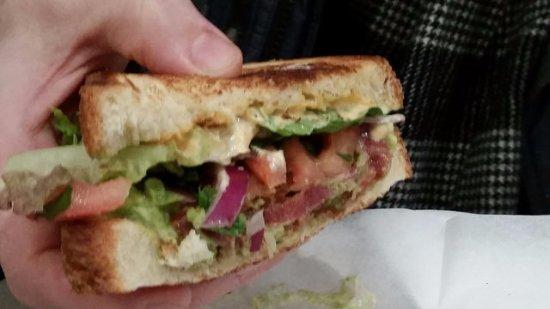 Brookline, MA: B.L.A.T. Bacon, Lettuce, Avocado & Tomato