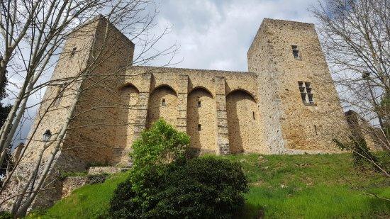 Chevreuse, Frankrig: Extérieur du Château