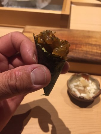 Culinary inspirations by Owner & Chef Nakazawa