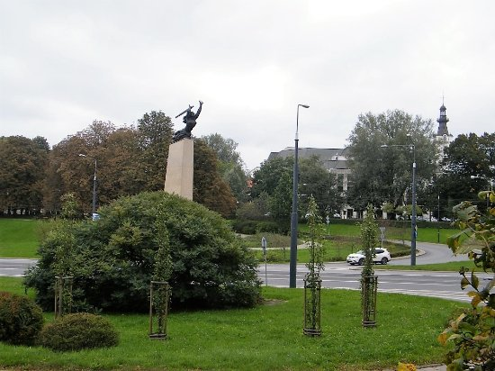 Monument to the Heroes of Warsaw