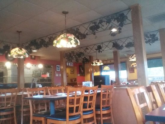 Hagerstown, MD: Cafe Italia Inside