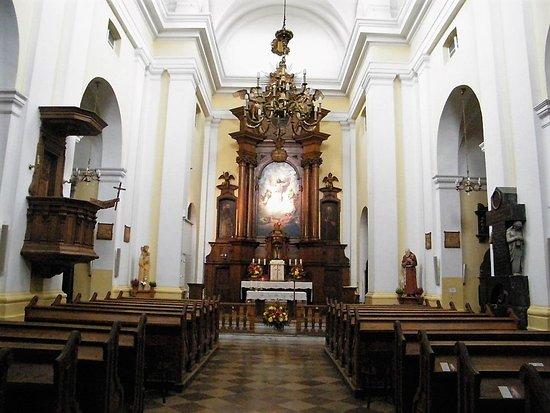Capuchin Friars Church