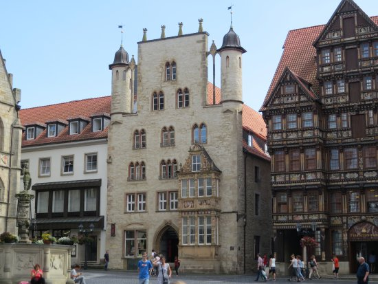 Hildesheim, Germany: Храмовый Дом