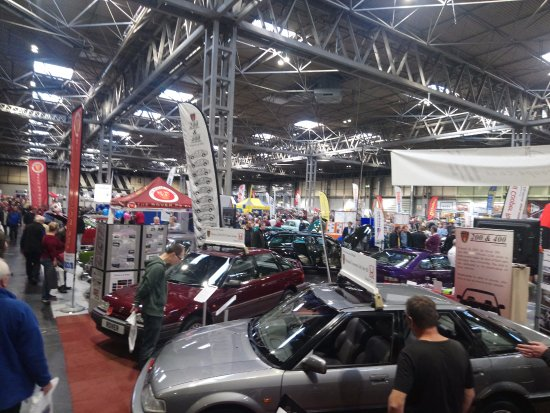 D Printing Exhibition Nec : Nec classic car show picture of national exhibition