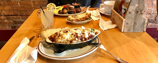 Middletown, VA: Shepherd's Pie and the Irish Breakfast