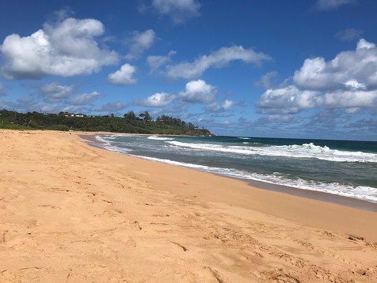 Kealia, ฮาวาย: beach