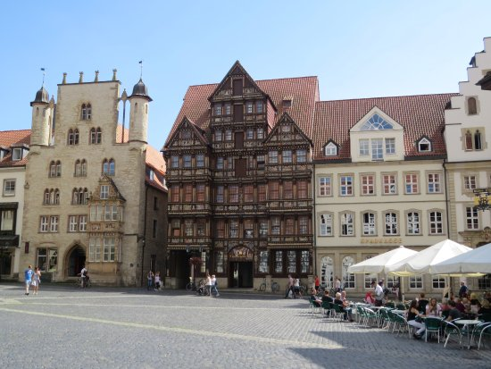 Hildesheim, Germany: Wedekindhaus