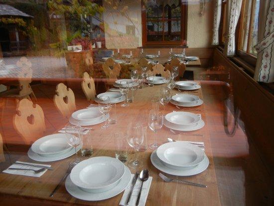 Villandro, Italien: sala interna