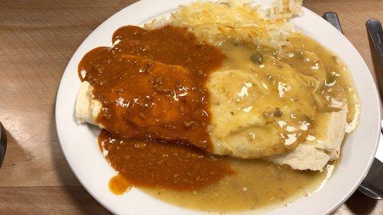 Alamosa, Κολοράντο: Huevos Ranchero