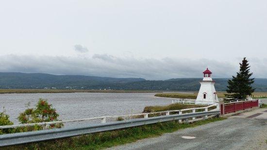 Harvey, Canadá: Anderson Hollow Lighthouse