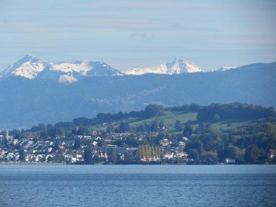 Hochst, Autriche : Bodensee (lake Constance)