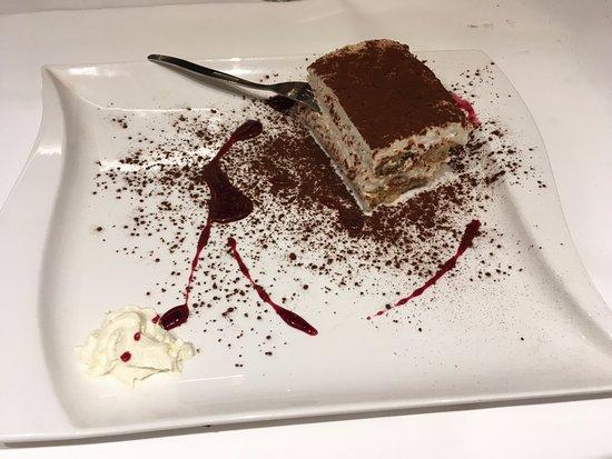 Gescher, Allemagne : Десерт