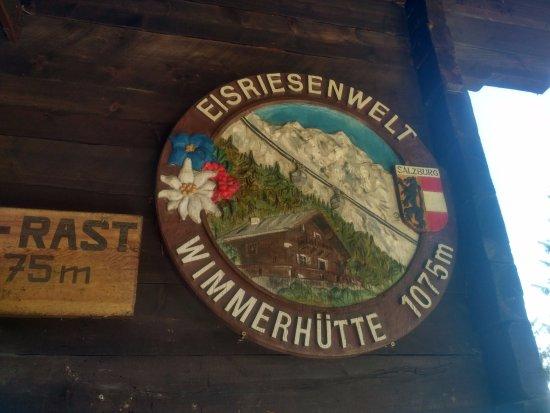 Werfenweng, Austria: lenti pihenő hely