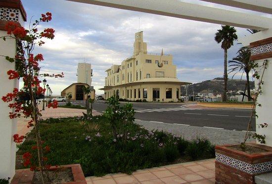 Edificio de la Autoridad Portuaria