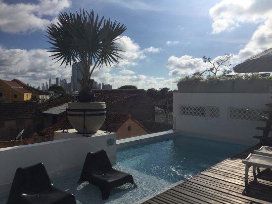 Hotel Casa Lola: Sunny rooftop
