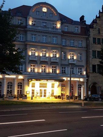 Hotel Fürstenhof, a Luxury Collection Hotel, Leipzig: Entrance