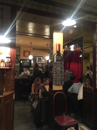 Classic French Bistro!
