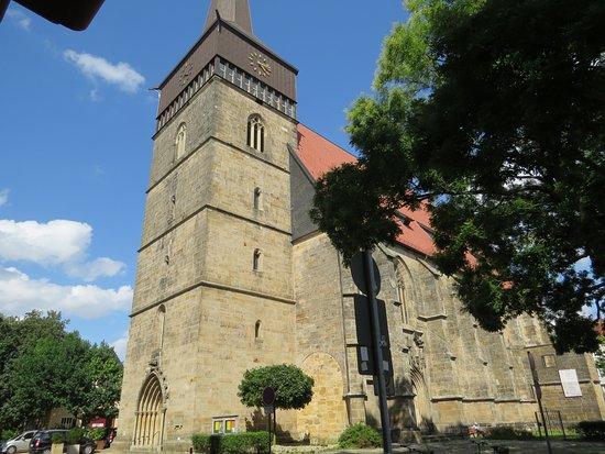 Hildesheim, Allemagne : Церковь Святого Ламберти